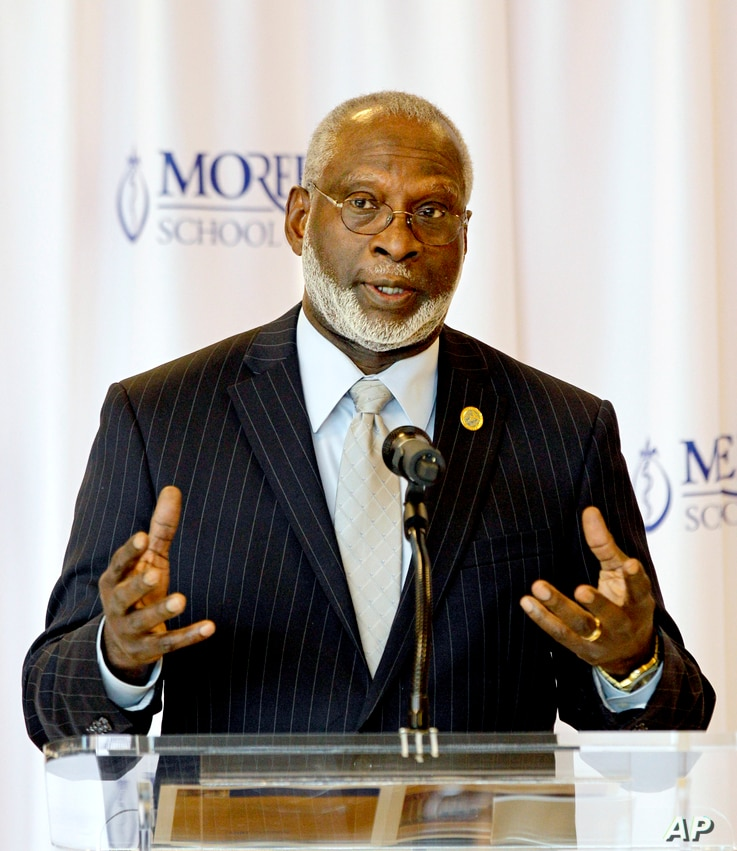 Dr. David Satcher, former U.S. Surgeon General and current leader of the Morehouse School of Medicine's Satcher Health…