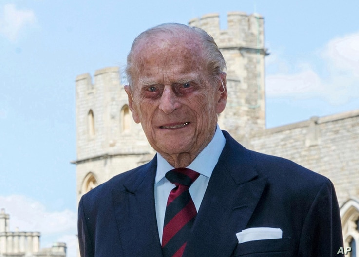 FEBRUARY 17th 2021 - Prince Philip The Duke of Edinburgh has been hospitalized. He was admitted to King Edward VII's Hospital...