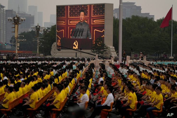 China Pulls Itself Out of Poverty 100 Years Into Its Revolution