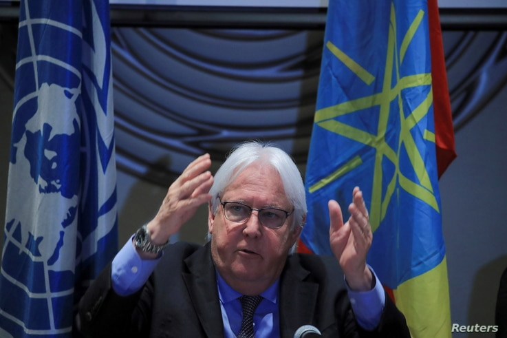 U.N. official asks for more aid access to Ethiopia's war-ravaged Tigray