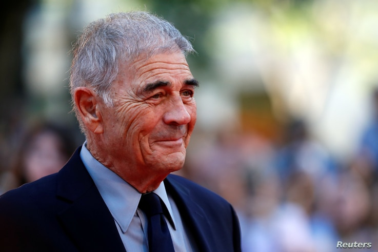 """Actor Robert Forster arrives for the international premiere of """"What They Had"""" at the Toronto International Film Festival (TIFF…"""