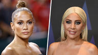 Lady Gaga and JLo
