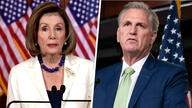 Nancy Pelosi and Kevin McCarthy- Leaders of both parties - House of Representatives