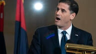 "Ron Dermer, the Israeli Ambassador to the U.S., speaks as the United States Holocaust Memorial Museum holds its annual ""Days of…"