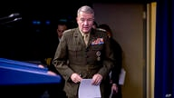 U.S. Central Command Commander Marine Gen. Kenneth McKenzie arrives to speak, Wednesday, Oct. 30, 2019, at a joint press…