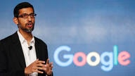 FILE - In this Wednesday, Jan. 4, 2017, file photo, Google CEO Sundar Pichai speaks during a news conference on Google's…