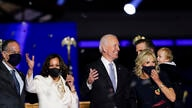 President-elect Joe Biden, his wife Jill Biden, and members of the Biden family, along with Vice President-elect Kamala Harris,…