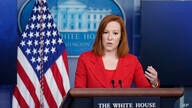 White House press secretary Jen Psaki speaks during a press briefing at the White House, Monday, April 12, 2021, in Washington…