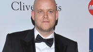 FILE - In this Feb. 11, 2012, file photo, Spotify CEO Daniel Ek arrives at the Pre-Grammy Gala & Salute to Industry Icons with…