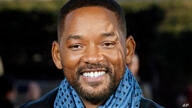 """FILE - In this Monday, Jan. 6, 2020, file photo, U.S actor Will Smith poses for photographers during the photo call of """"Bad…"""
