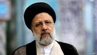 Ebrahim Raisi, a candidate in Iran's presidential elections, casts his vote at a polling station in Tehran, Iran, Friday, June…