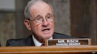 Sen. Jim Risch, R-Idaho, questions Zalmay Khalilzad, special envoy for Afghanistan Reconciliation, before the Senate Foreign…
