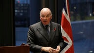 British General Lord Richard Dannatt, the retired former Chief of the General Staff, the head of the British army, speaks at…
