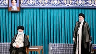 In this photo released by an official website of the office of the Iranian supreme leader, newly elected President Ebrahim…