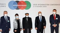 2020 Afghanistan Conference, in Geneva