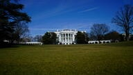 The South Lawn of the White House is seen in Washington