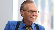 FILE PHOTO: CNN talk show host Larry King speaks at ceremonies unveiling comedian Bill Maher's star on the Hollywood Walk of Fame  in Hollywood