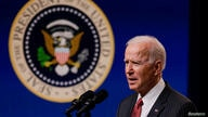U.S. President Joe Biden delivers remarks on the political situation in Myanmar at the White House in Washington