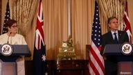 Secretary Blinken holds a joint press availability with Australian Foreign Minister Payne