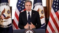 U.S. Secretary of State Blinken speaks about 2021 Trafficking in Persons Report at the State Department in Washington