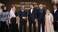 """The 74thCannes Film Festival - Screening of the film """"A Hero"""" in competition - Red Carpet Arrivals"""