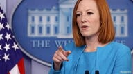 White House Press Secretary Psaki holds the daily press briefing at the White House in Washington