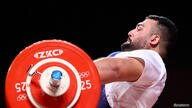 Weightlifting - Men's +109kg - Group A