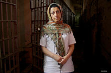 Narges Mohammadi نرگس محمدی