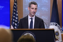 State Department spokesperson Ned Price
