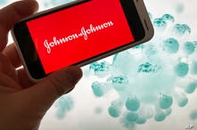 Photo by: STRF/STAR MAX/IPx 2021 2/5/21 Johnson & Johnson asks FDA to authorize its one-shot COVID-19 vaccine. STAR MAX Photo:…