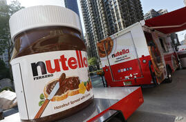 Nutella 50th Anniversary & Truck Tour Launch Event