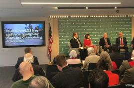 Hudson institute on Syria