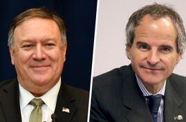 Mike Pompeo | Rafael Grossi