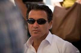FILE - In this July 3, 2016, file photo, Yossi Cohen, then the director of Israel's Mossad intelligence agency, attends the…