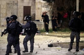 Tension over possible eviction of several Palestinian families in East Jerusalem's Sheikh Jarrah neighbourhood