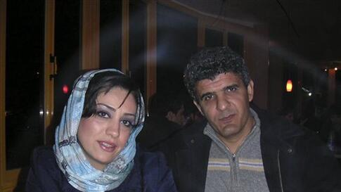In this undated photo released by the U.S. Dept. of Justice, Shahrazad Mir Gholikhan, is seen with her husband Mahmoud Seif Gholikhan. On Friday March 6, 2009, a Federal judge in Fort Lauderdale, Fla. is scheduled to sentence Mrs. Gholikhan for illegally