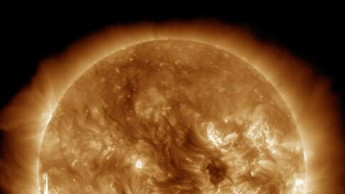 The sun releases a second X-class flare, peaking at 8:52 a.m. EDT. This is classified as an X1.5 flare. Solar flares are powerful bursts of radiation. Harmful radiation from a flare cannot pass through Earth's atmosphere to physically affect humans on ...