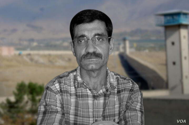 Saeid Masouri, Prisoner, Iran