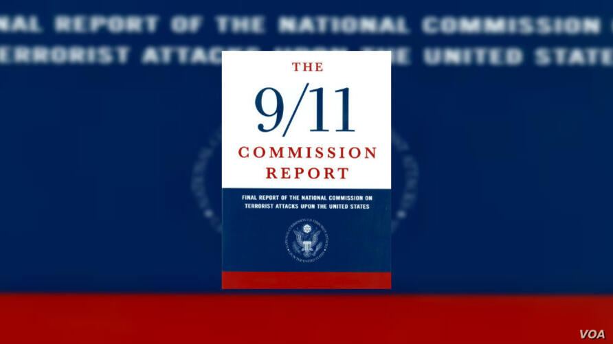 September 9/11 cover report