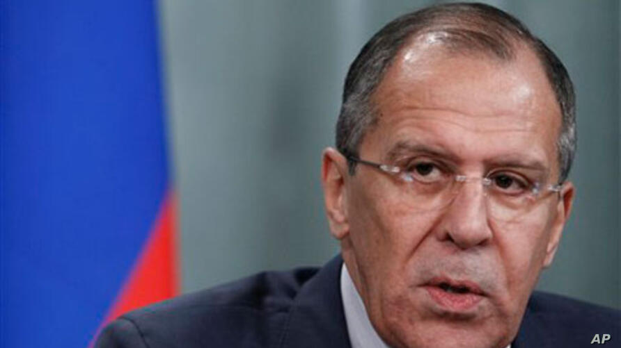 Russia's Foreign Minister Sergei Lavrov (file photo)