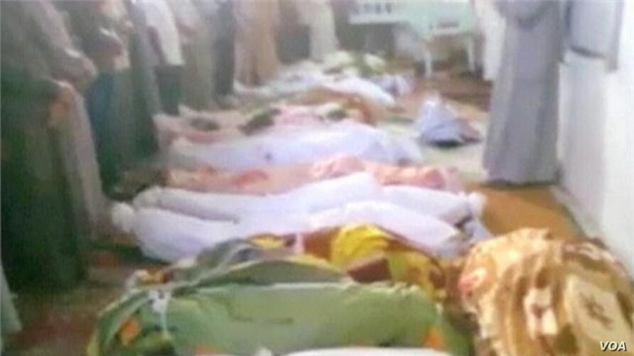 Latest Syria Massacre Increases Calls for International Action