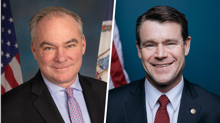 Todd Young Tim Kaine