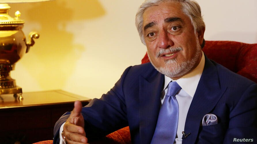 Interview with Afghan peace official Abdullah Abdullah in Islamabad