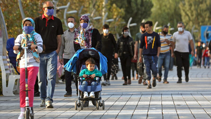 Iran reports highest daily coronavirus infections since Feb