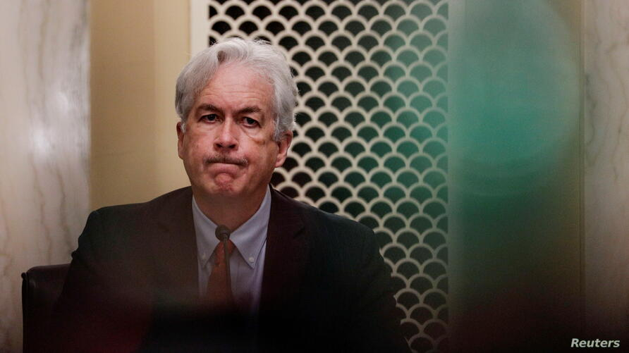 Senate Intelligence Committee holds hearing on William Burns nomination to be CIA director on Capitol Hill in Washington