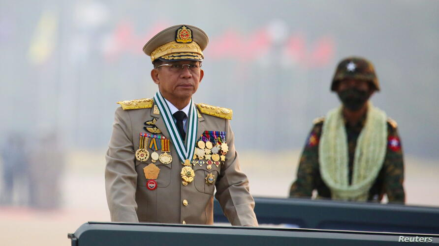 Myanmar celebrates 76th anniversary of the founding of its national army