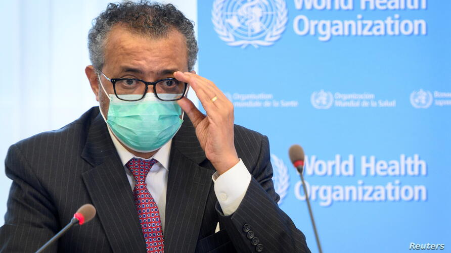 Bilateral meeting on the sidelines of annual World Health Assembly in Geneva