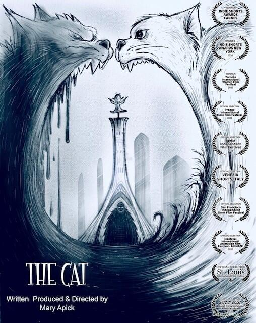 The Cat Animation