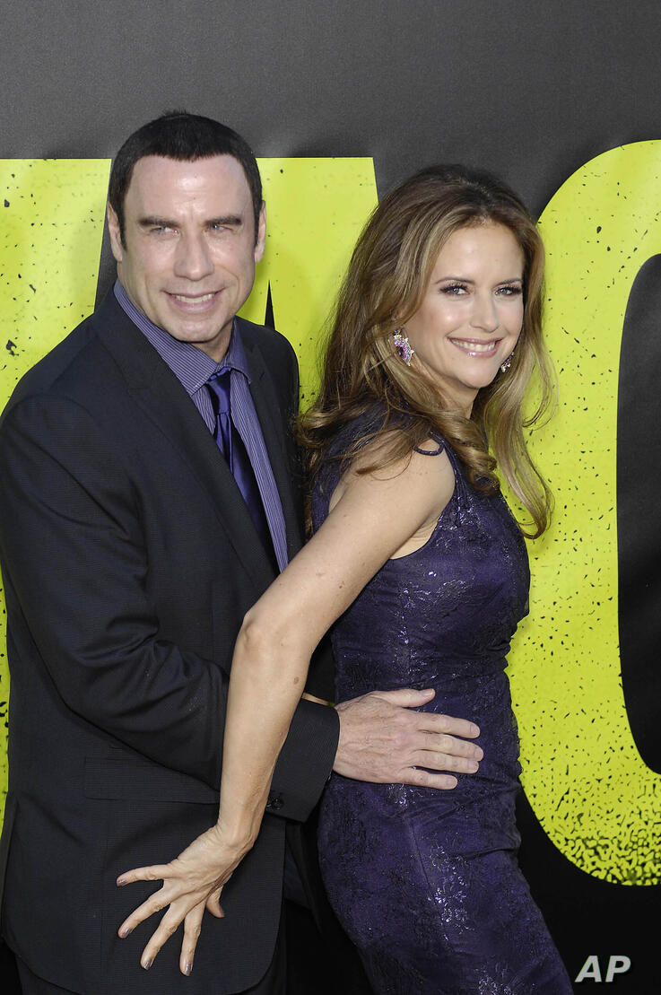 Photo by: Michael Germana/STAR MAX/IPx 2020 7/13/20 Kelly Preston, wife of John Travolta, has passed away at age 57, after a…