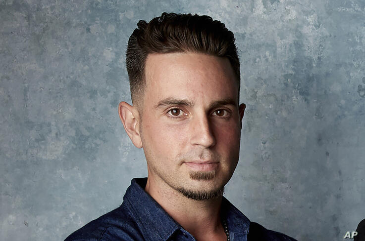 FILE - In this Jan. 24, 2019, file photo, Wade Robson poses for a portrait to promote the film